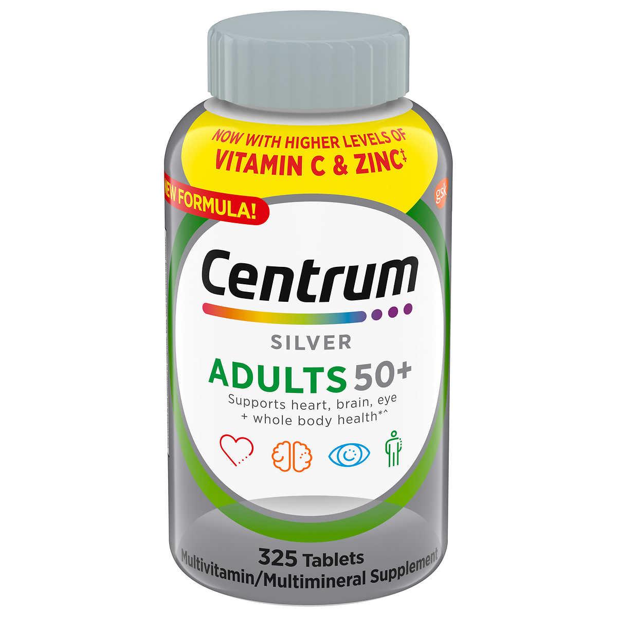 Rare good Centrum silver vitamins you tell