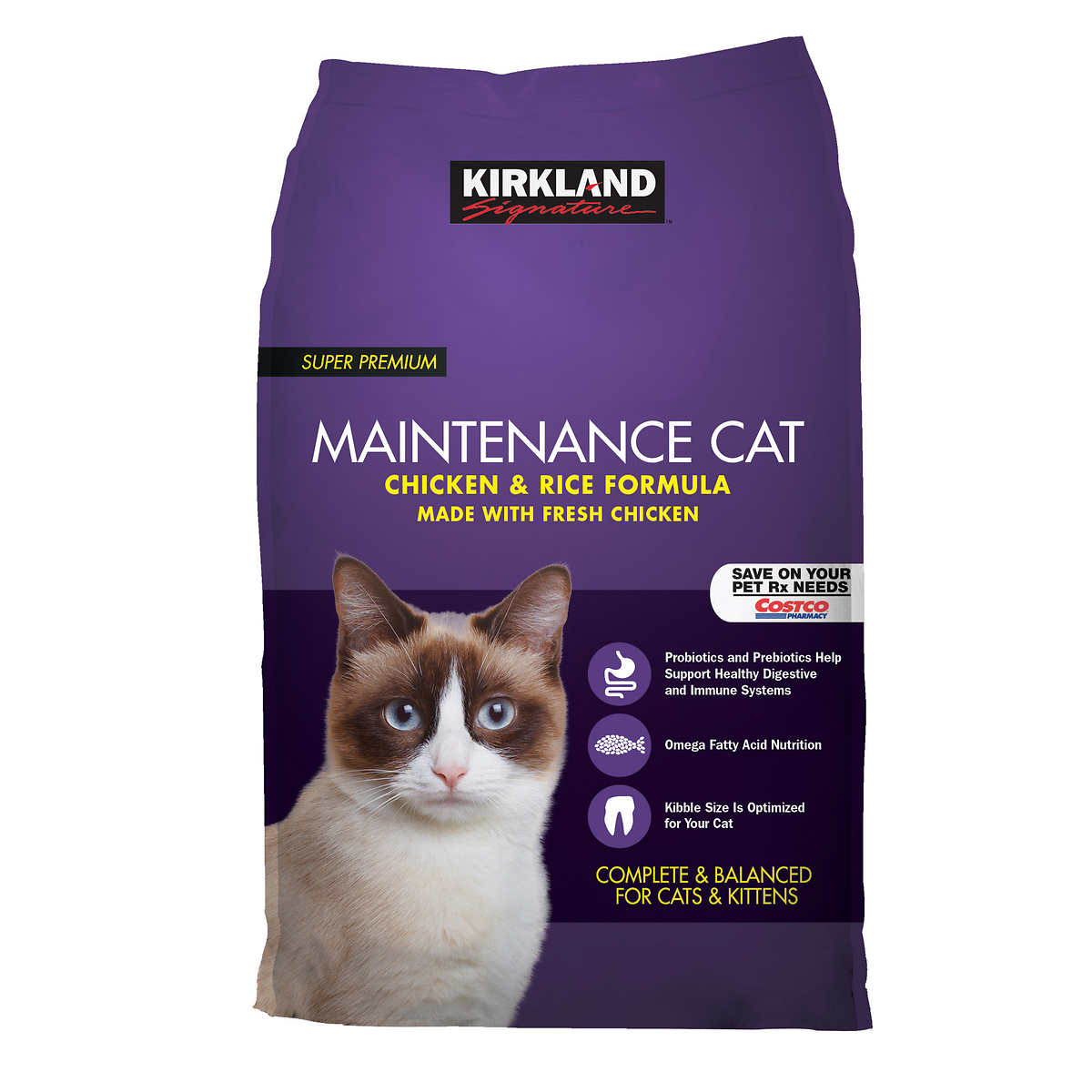 Kirkland Signature Cat Food Recall