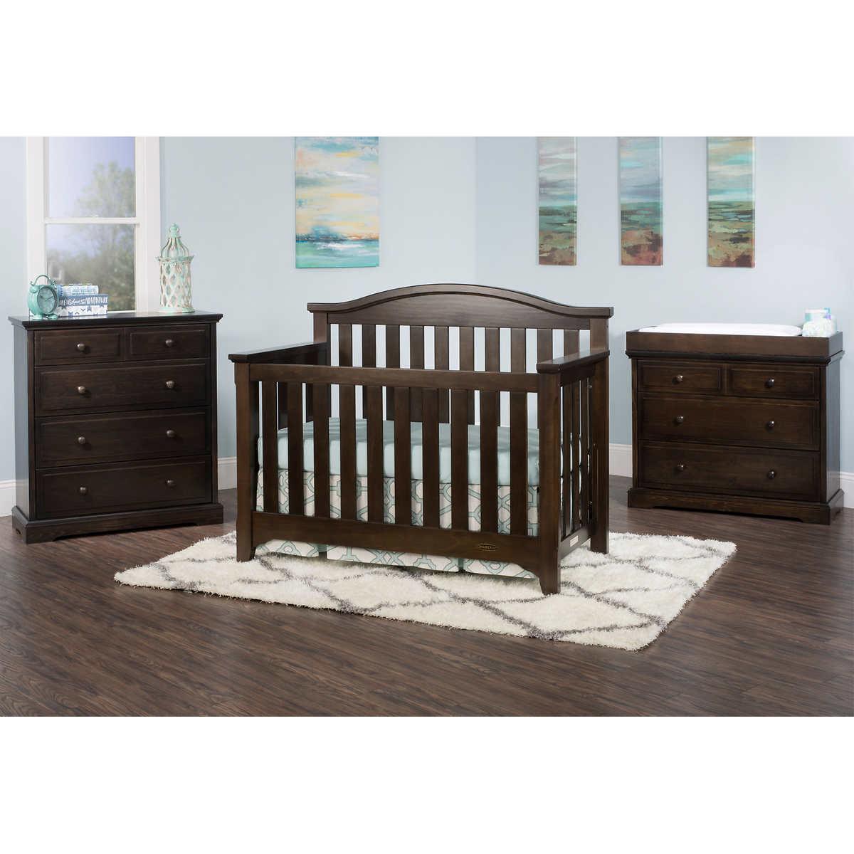 Baby cribs buy buy baby - Paisley 3 Piece Convertible Crib Set