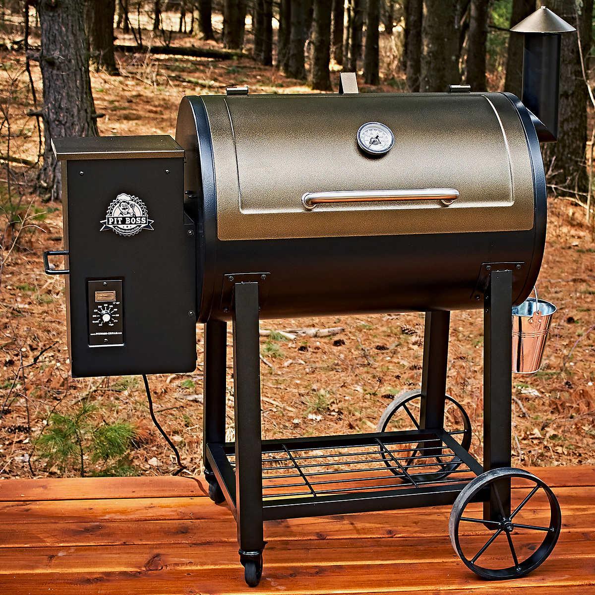 Pit Boss Wood Pellet Grill Amp Smoker Ebay