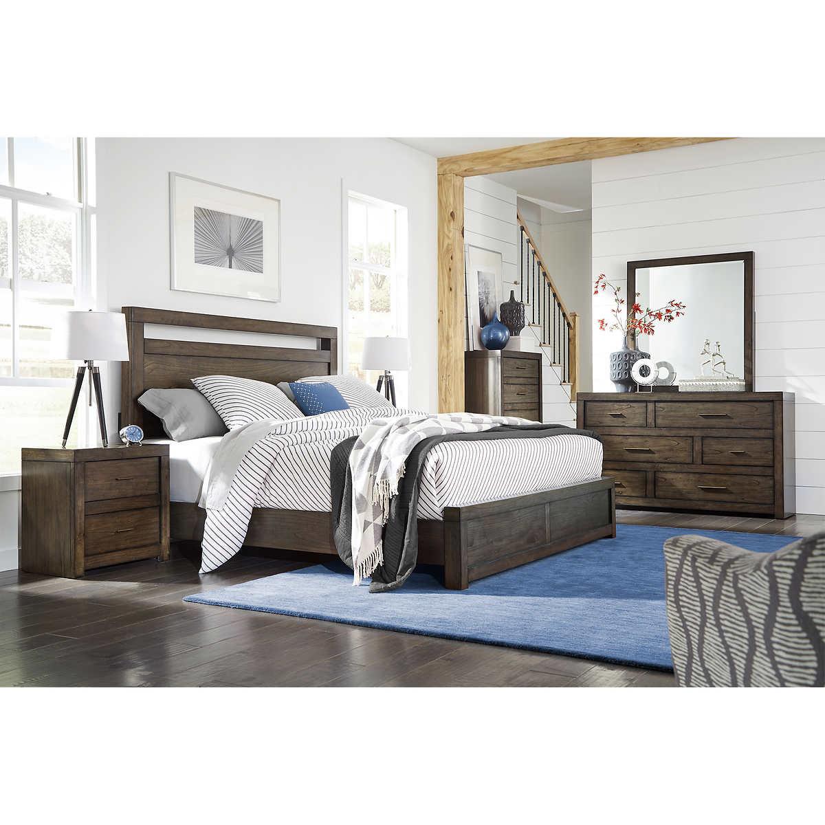 Parkside 4-piece Queen Bedroom Set