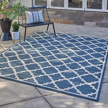 Thomasville Veranda Collection Indoor Outdoor 7 5 Quot X10 Rug