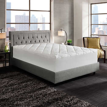 Novaform Serafina 3 Quot Memory Foam Mattress Topper With Pillow Top