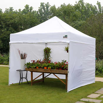 Eurmax 10 X 10 Commercial Grade Instant Pop Up Canopy