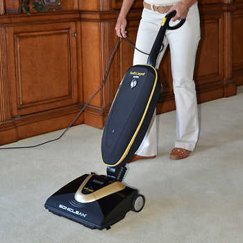 Soniclean Soft Carpet Upright Vacuum With Sonic Cleaning