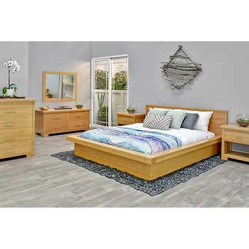 Nara 6 Piece King Bedroom Set