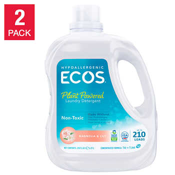 Earth Friendly Products Ecos 174 Liquid Laundry Detergent