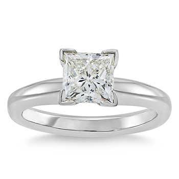 Princess Cut Diamond Rings Costco