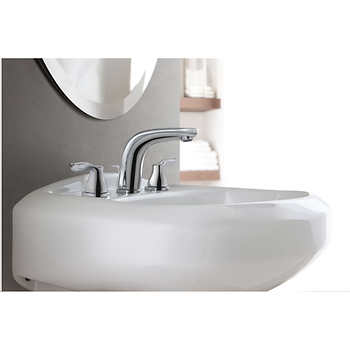 Hansgrohe Solaris Widespread Lavatory Faucet