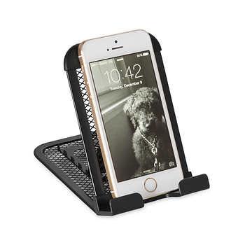 Rolodex Adjustable Mesh Mobile Device Stand Black