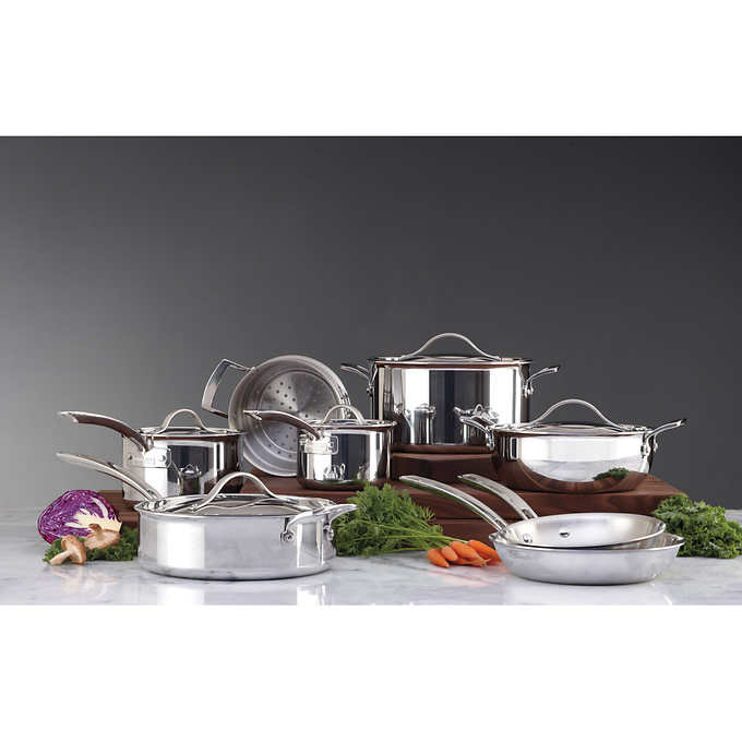 Post By Cafelatte On Oct 16 2016 At 1 55pm I Purchased A Set Of Kirkland Pots And Pans