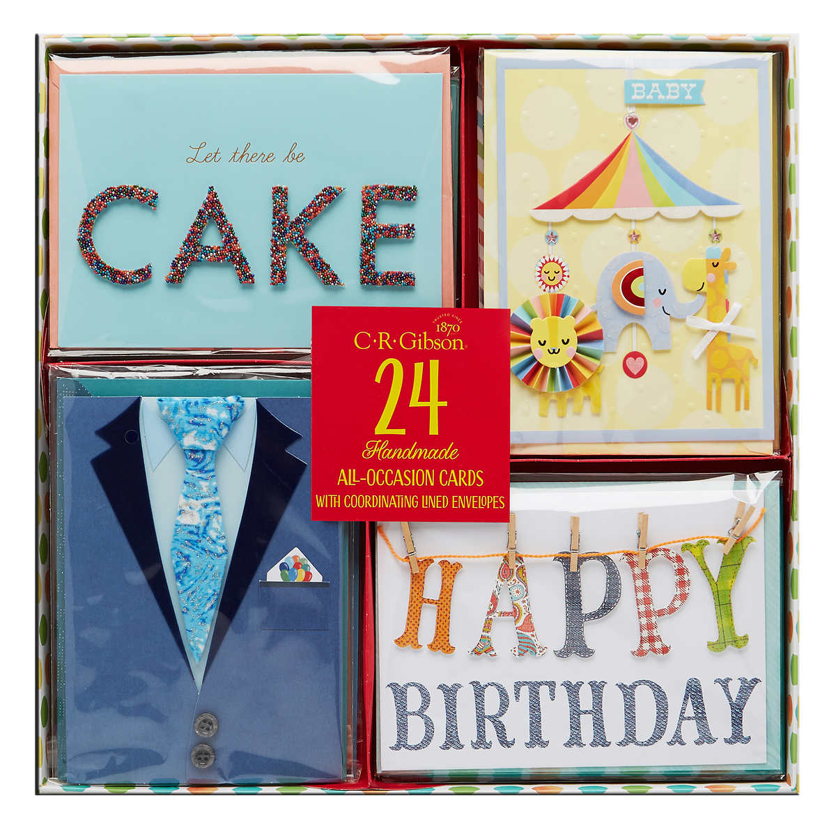 All occasion greeting cards pack of 24 1 1 kristyandbryce Image collections