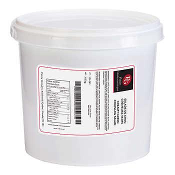 Plaisirs Gastronomiques Creamy Coleslaw, 5 kg