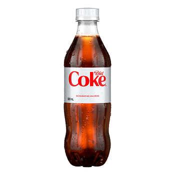 Diet Coke, 24 × 500 mL