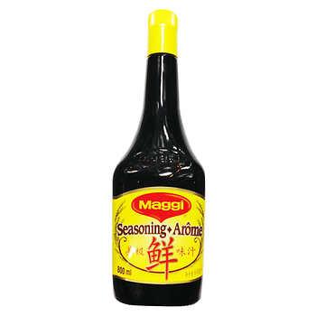 Maggi Liquid Seasoning Yellow Cap, 800 mL