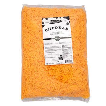 St-Albert Shredded Cheddar Cheese, 2 kg