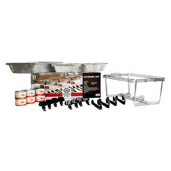 Resto Buffet Serving Kit, 31 pieces (BZABK)