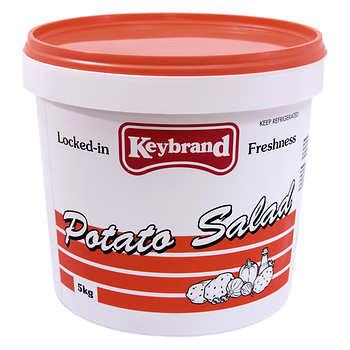 Keybrand Potato Salad, 5 kg