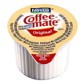 Coffee-mate Original Coffee Whitener, 180 × 11 mL