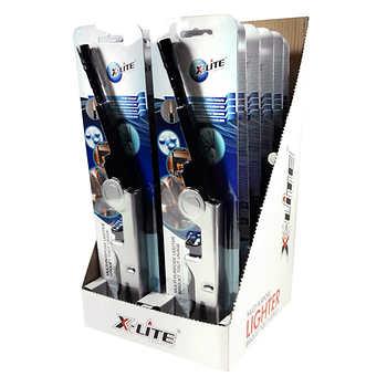 X-Lite Foldable Utility Lighter, Pack of 12