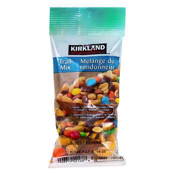 Kirkland Signature Trail Mix Snack Packs, 28 × 57 g (2 oz)