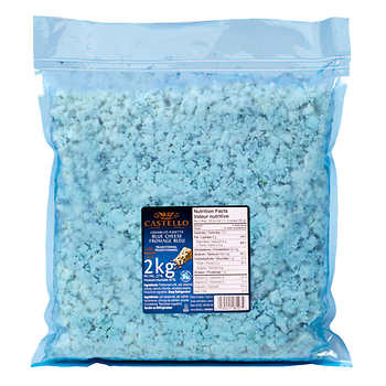 Castello Crumbled Blue Cheese, 2 kg