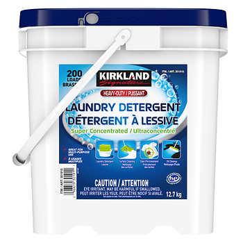 Kirkland Signature Institutional Laundry Detergent, 12.7 kg