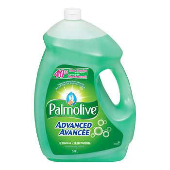 Palmolive Advanced Dish Liquid, 5 L