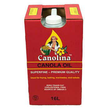 Canolina™ Canola Oil, 16 L