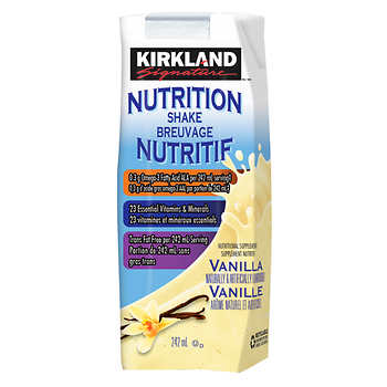Kirkland Signature Nutrition Shake, 32 × 242 mL