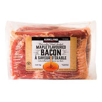 Kirkland Signature Maple Bacon, 1.81 kg