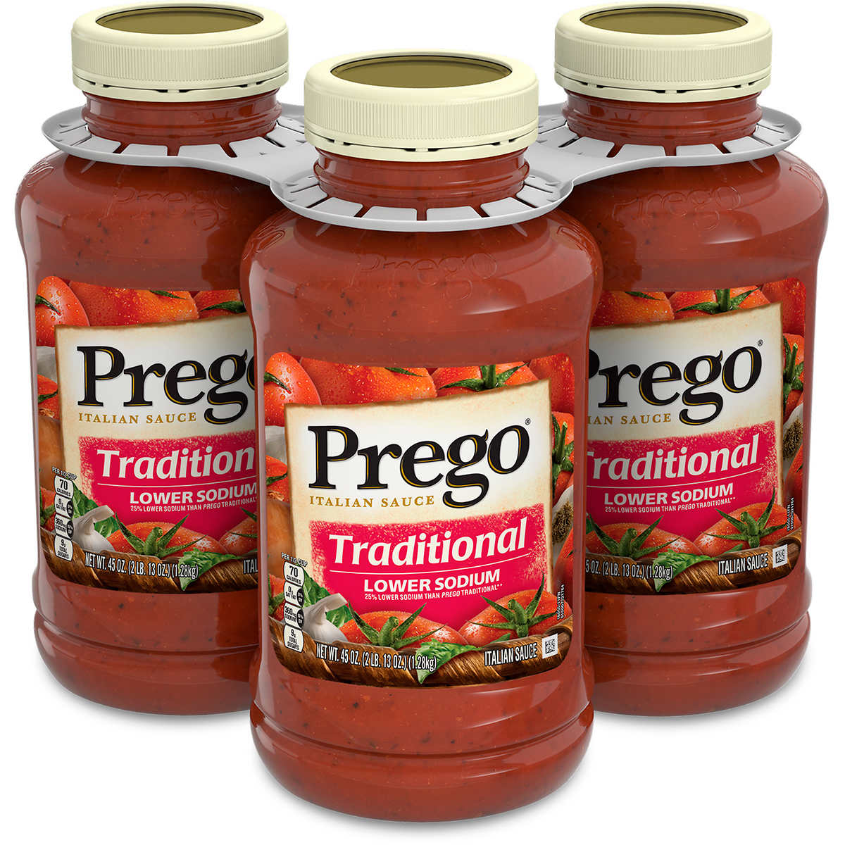Lower Sodium Traditional Italian Sauce