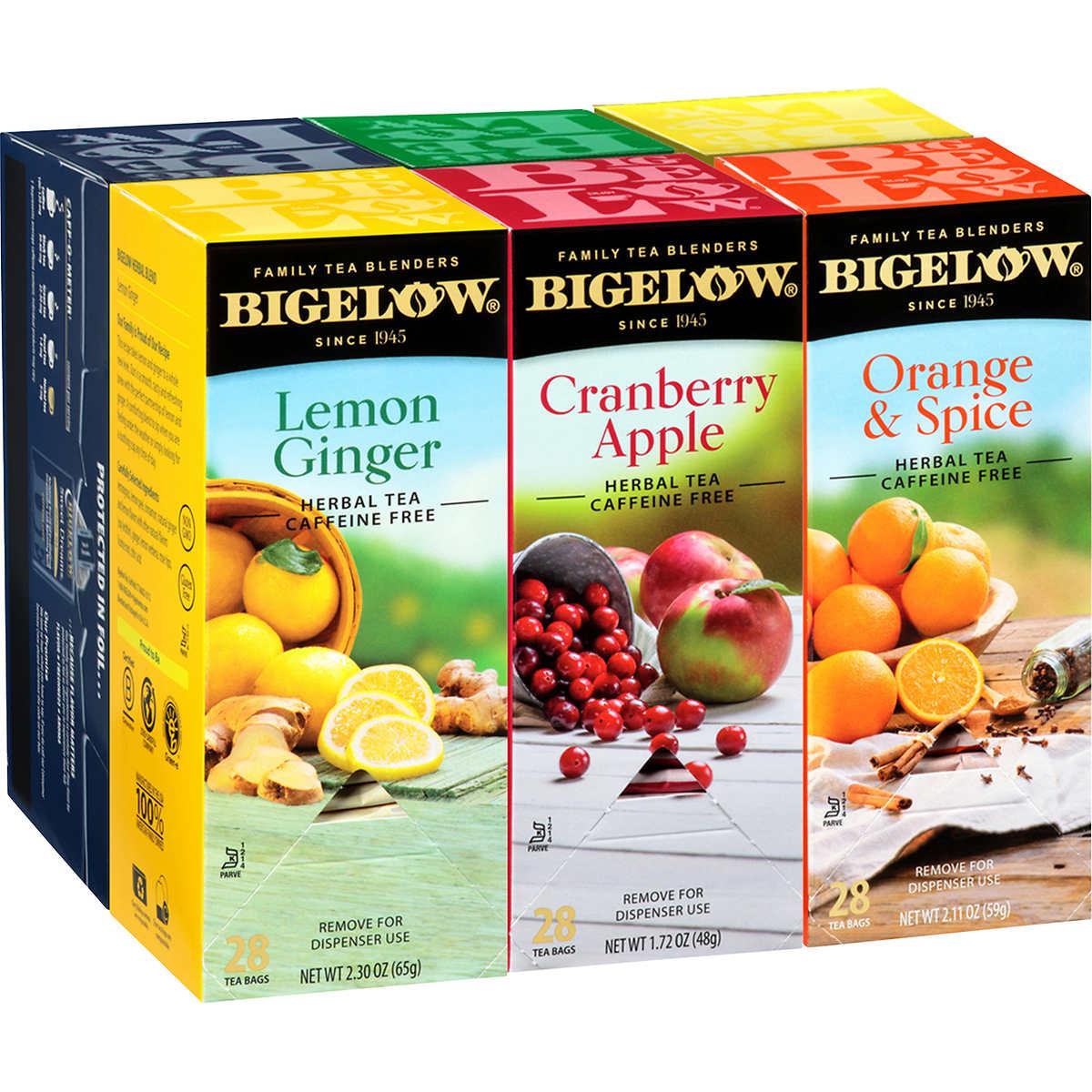 Bigelow herbal tea -  Product_top Click To Zoom
