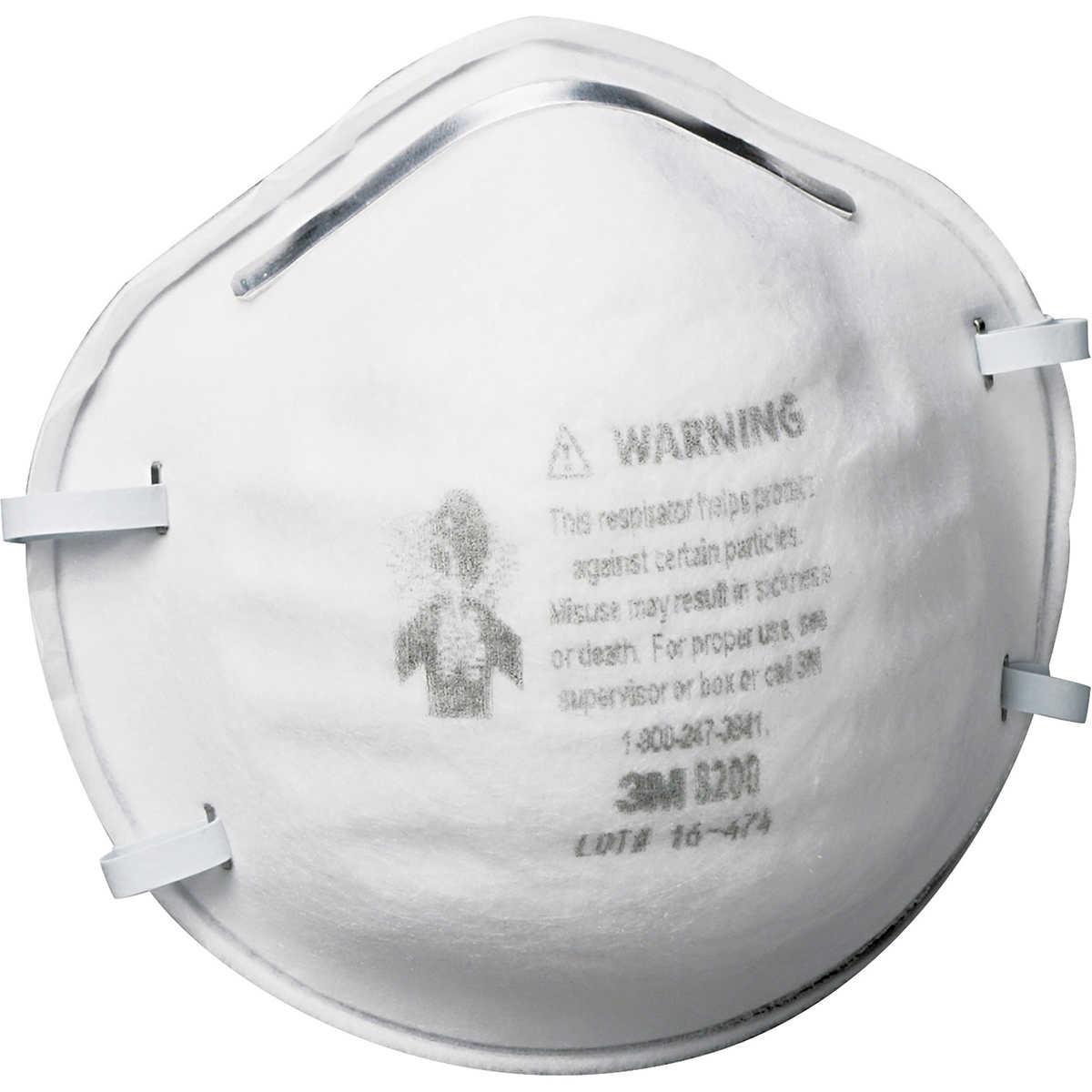 3m dust masks disposable n95