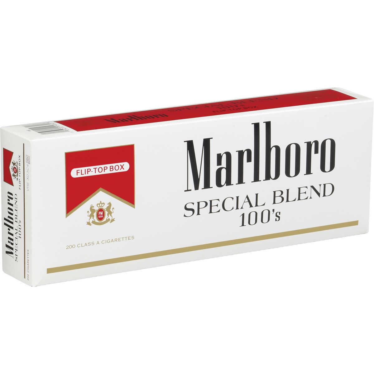 Marlboro Special Select Light 100s