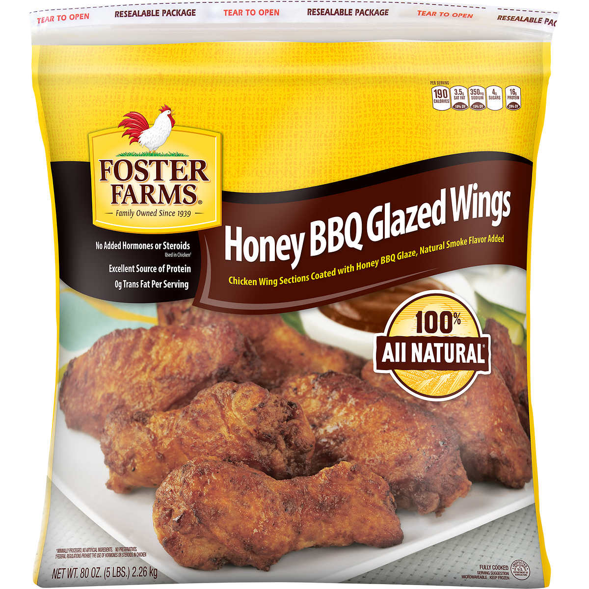 foster farms chicken wings costco