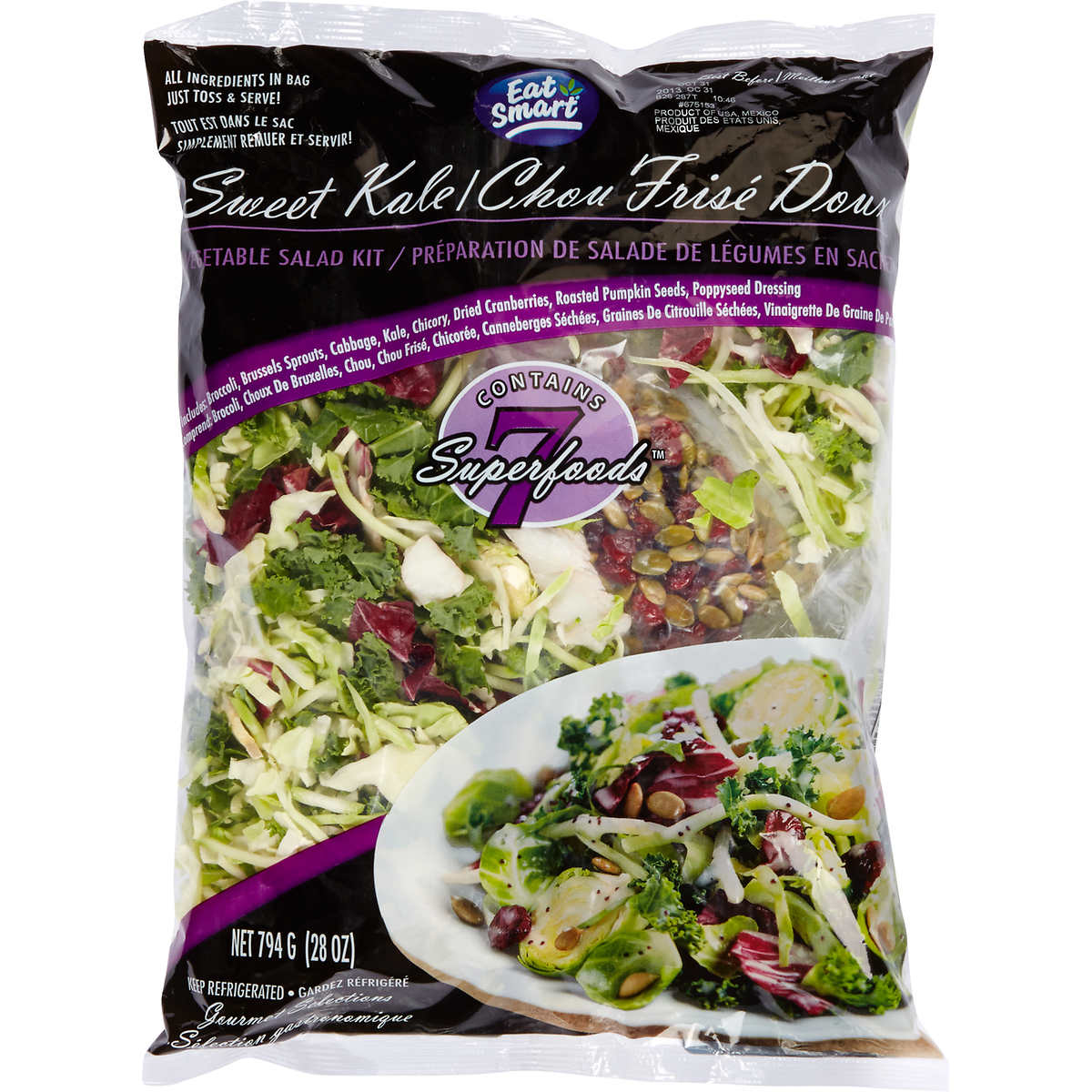 Costco Salad Kit