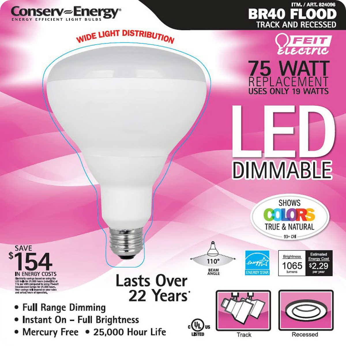 100 pink light bulbs 60 watt soft white and colored light b