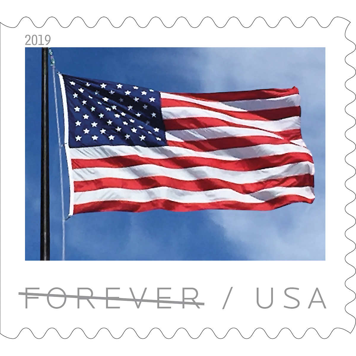 USPS® First-Class FOREVER® Stamps, 100 ct