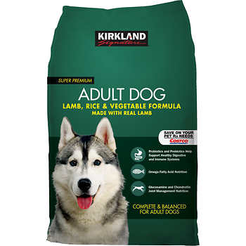 Kirkland Dog Food Delivery