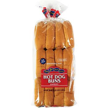 Kirkland Hot Dog Buns