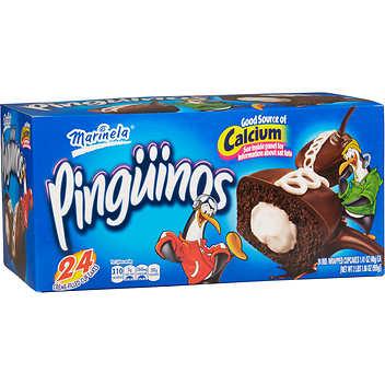 Pinguinos Cake