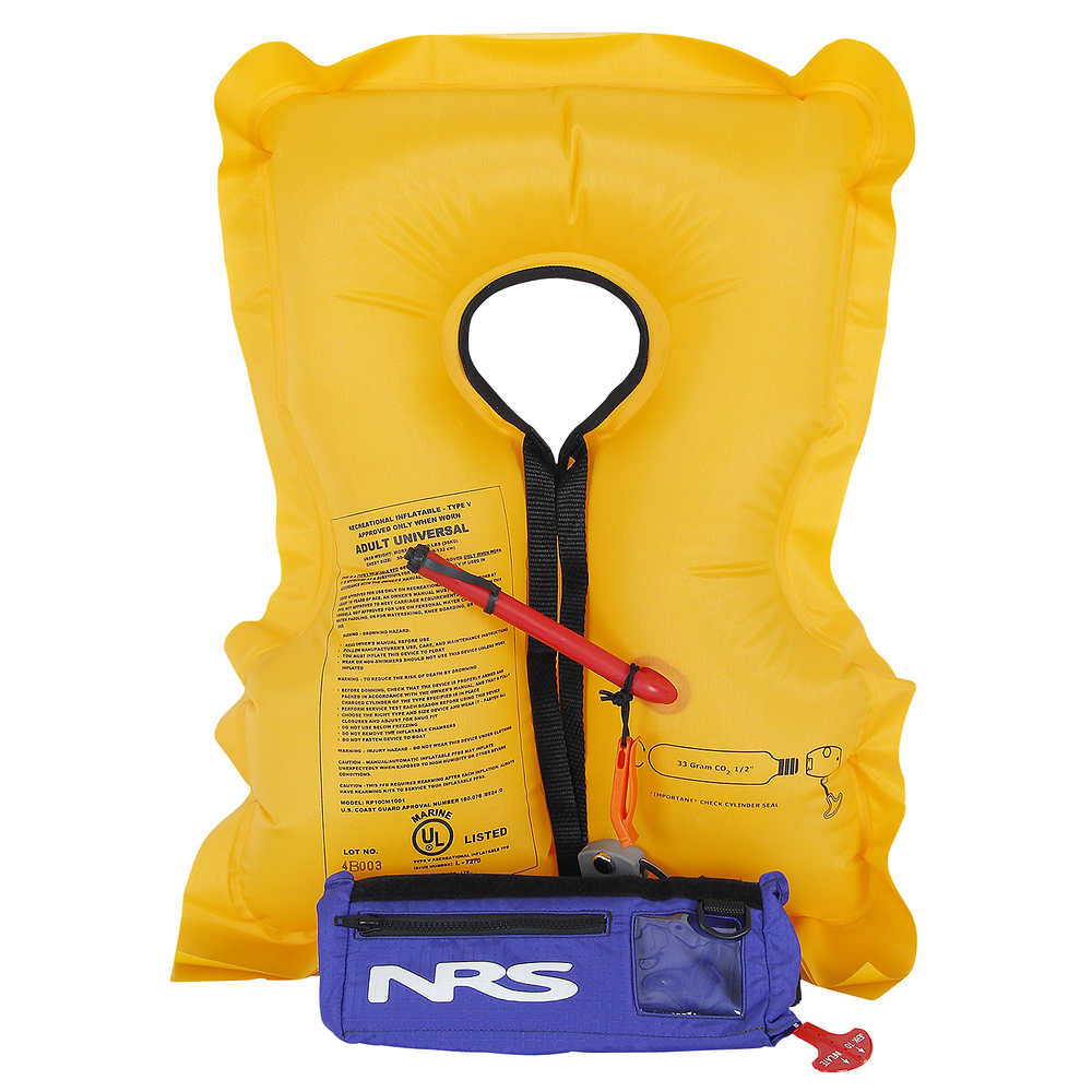Nrs Big Kahuna Inflatable Pfd Previous Model At Nrs Com