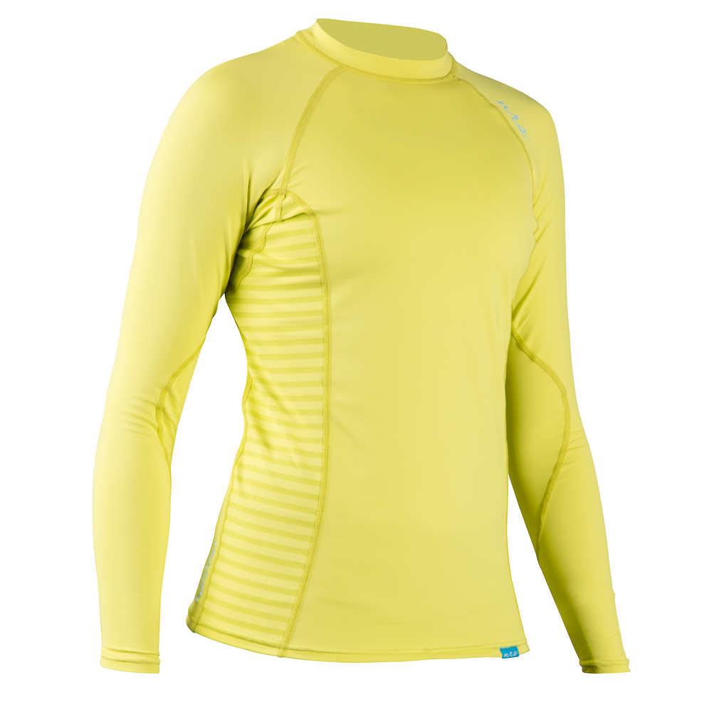 NRS Women's H2Core Rashguard Long-Sleeve Shirt - Closeout