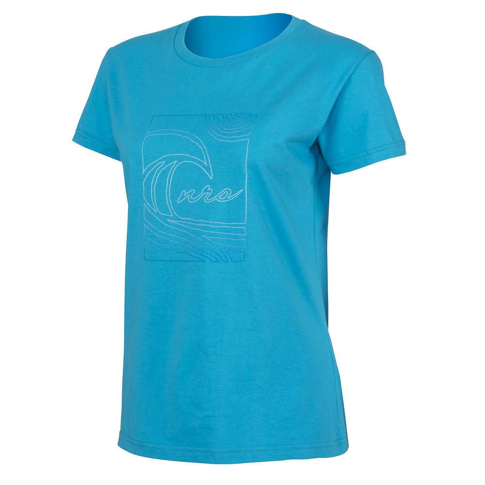 NRS Women's Caribbean Sunset T-Shirt - Closeout