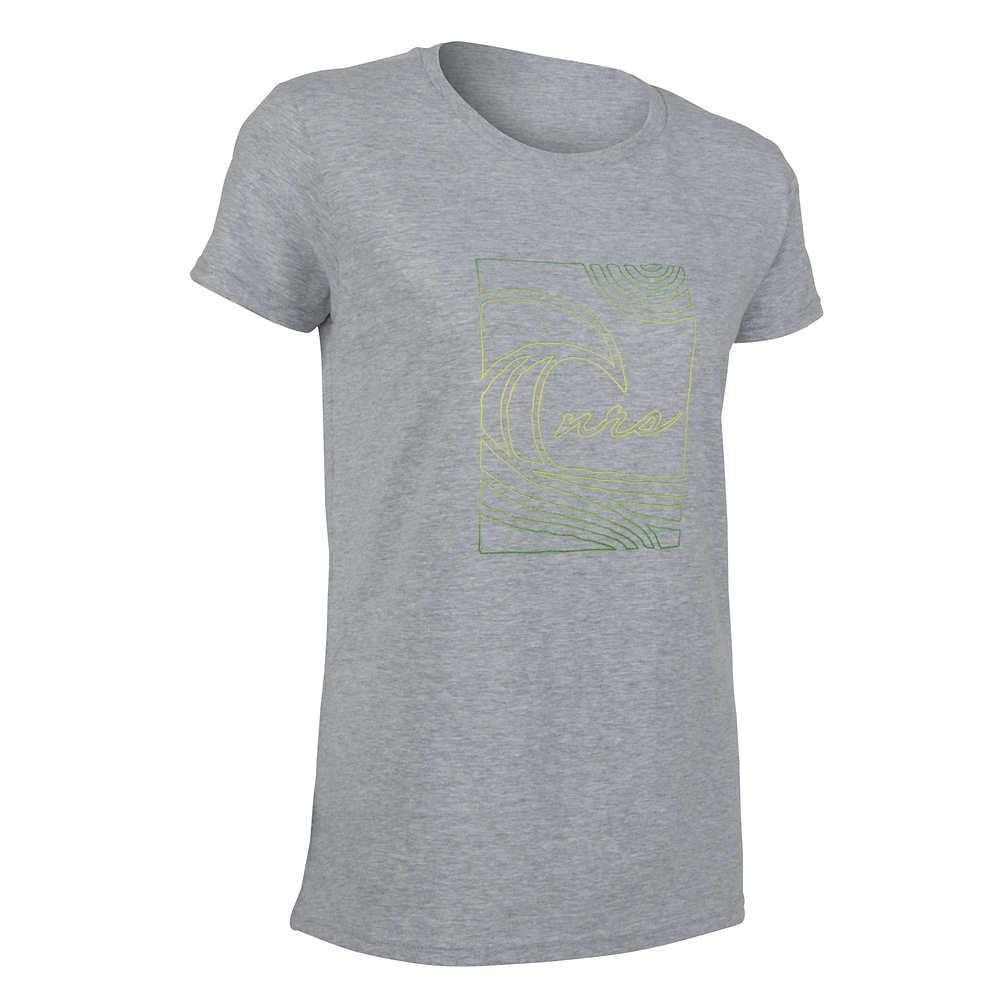 NRS Women's Heather Sunset T-Shirt - Closeout