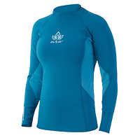 NRS Women's HydroSkin 0.5 Long-Sleeve Shirt - Closeout