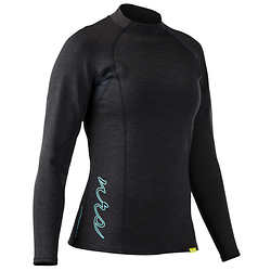 NRS Women's HydroSkin 0.5 Long-Sleeve Shirt - Closeout