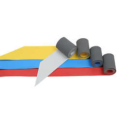 "NRS Pennel Orca Exterior Seam Tape 2.5"" x 60"""