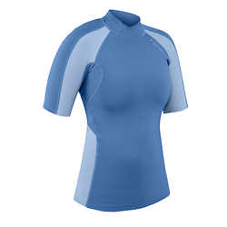 NRS Women's HydroSkin Shirt - S/S - Closeout